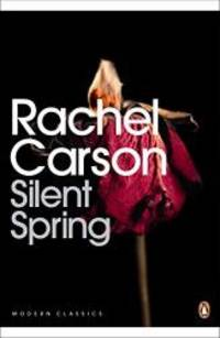 Silent Spring (Penguin Modern Classics) by Rachel Carson - Paperback - 2000-05-05 - from Books Express (SKU: 0141184949n)