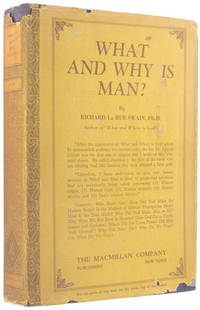 What and Why is Man?.