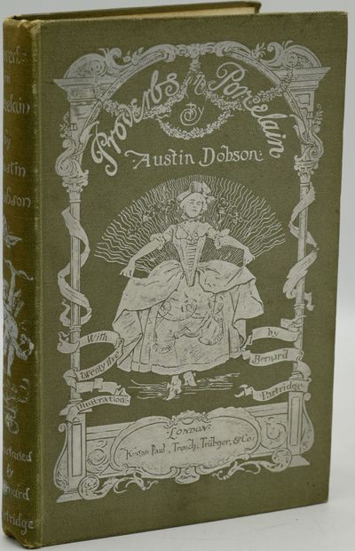 London: Kegan Paul, Trench, Trübner & Co, 1905. Hard Cover. Very Good binding. Signed. Austin Dobso...