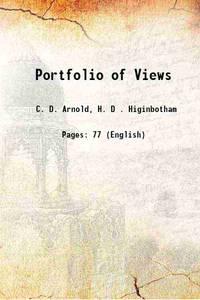 Portfolio of Views 1893 [Hardcover]