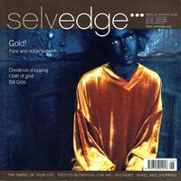 image of Selvedge Magazine : Issue 26 : The Gold Issue