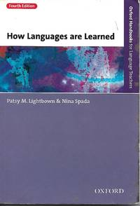 How Languages are Learned - 4th Edition