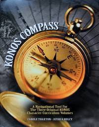 image of Konos Compass, a Navigational Tool for the Three Original Knos Chracter Curriculum Volumes