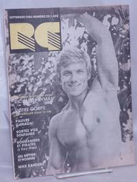 image of Le mensuel RG [Revue Gai] vol. 2, #25, Septembre 1984: Richard Heyman