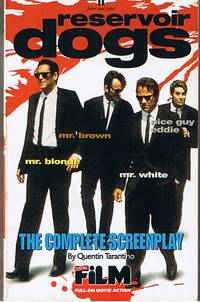 image of RESERVOIR DOGS - Screenplay