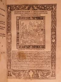 Diomedis doctissimi ac diligentissimi linguae Latinae perscrutatoris De arte grammatica opus vtilissimum.