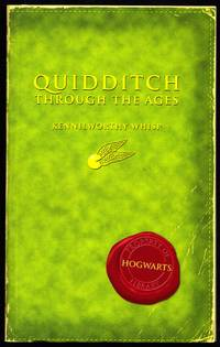 image of Quidditch Through the Ages (1st UK printing)