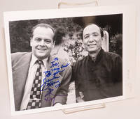 Publicity photo; James Hong and Jack Nicholson in The Two Jakes