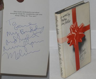 New York: Trident Press, 1968. Hardcover. 157p., personal inscription, signed by the author, very go...