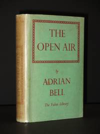 The Open Air: An Anthology of English Country Life (Faber Library No. 44)