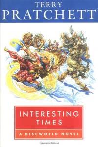Interesting Times (Discworld)(The Seventeenth Discworld novel)