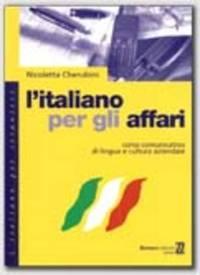 L'italiano per gli affari: Manuale di lavoro