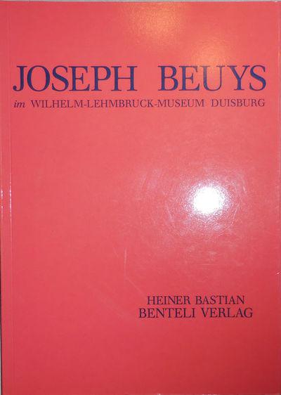 Dusseldorf: Heiner Bastian Benteli Verlag, 1987. First edition. Paperback. Near Fine. Paperbound qua...