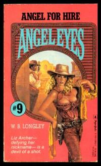 image of ANGEL FOR HIRE - An Angel Eyes Adventure