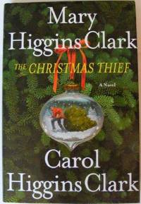 image of The Christmas Thief (LARGE PRINT HARDCOVER)