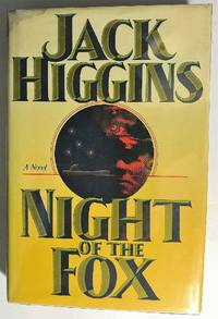 image of Night of the Fox: Jack Higgins (Signed)