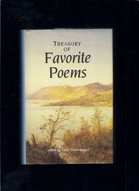 Treasury Of Favorite Poems by  Louis Untermeyer - Hardcover - 0 - from Granada Bookstore  (Member IOBA) and Biblio.com