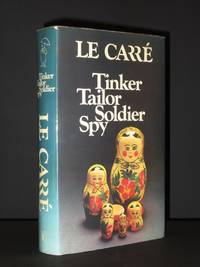 Tinker, Tailor, Soldier, Spy [SIGNED]