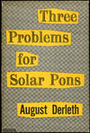 image of THREE PROBLEMS FOR SOLAR PONS