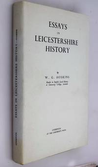 Essays in Leicestershire History