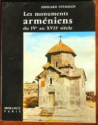 Les Monumenys Armeriens du IVe au XVIIe Siecle