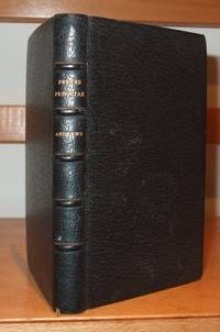 The Private Devotions of Dr Lancelot Andrewes Sometime Lord Bishop of Winchester