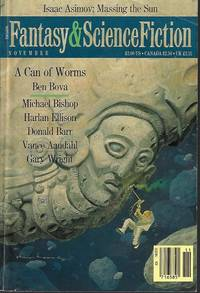 The Magazine of FANTASY AND SCIENCE FICTION (F&SF): November, Nov. 1989