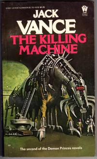 THE KILLING MACHINE (2ND DEMON PRINCE NOVEL)