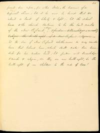 ORIGINAL MANUSCRIPT: AN ADDRESS DELIVERED BEFORE THE LITERARY SOCIETIES OF AMHERST COLLEGE, ON THE AFTERNOON PRECEDING COMMENCEMENT, 25TH AUGUST, 1835
