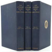 image of The Literary Diary of Ezra Stiles