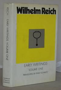 Early Writings: Volume One