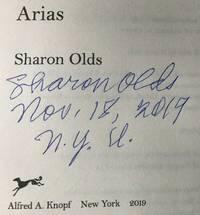 ARIAS (SIGNED, Dated, (Nov. 18, 2019), and NYU)
