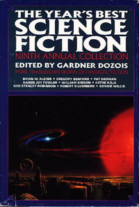 image of THE YEAR'S BEST SCIENCE FICTION: Ninth (9th) Annual Collection.