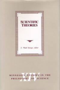 SCIENTIFIC THEORIES.  Minnesota Studies in the Philosophy of Science Volum XIV.