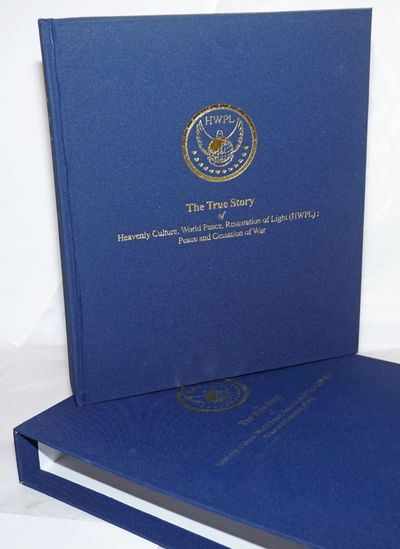 Seoul: HWPL, 2018. Hardcover. Mammoth item, 689p, clay-coated alkaline paperstock throughout featuri...