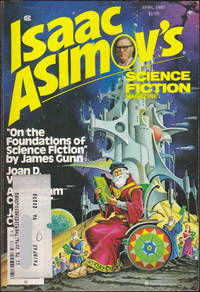Isaac Asimov's Science Fiction Magazine, April 1980 (Volume 4, Number 4)