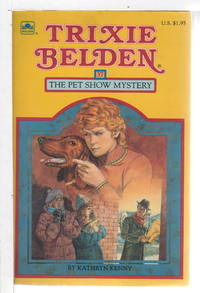 image of TRIXIE BELDEN: THE PET SHOW MYSTERY, #37.