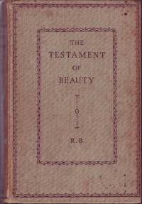 image of The Testament of Beauty (1938 ed.)