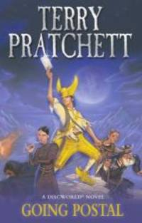 image of Going Postal: Discworld Novel 33 (Discworld Novels)
