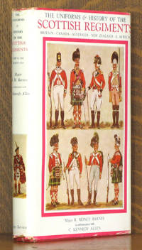 image of THE UNIFORMS AND HISTORY OF THE SCOTTISH REGIMENTS BRITAIN-CANADA-AUSTRALIA.....