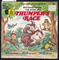 image of The Story of Thumper's Race - A Disneyland Record and Book No.343