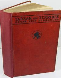 Tarzan the Terrible - Fist Printing (McClurg) 1921 by Edgar Rice Burroughs;  J. Allen St. John,...