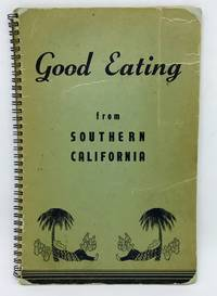 [COMMUNITY COOKBOOK] Hollywood Lutheran Cook Book Good Eating from Southern California