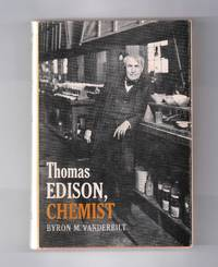 image of Thomas Edison, Chemist