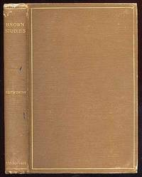 New York: Dutton, 1895. Hardcover. Very Good. First edition. Top edge gilt. Owner name else very goo...