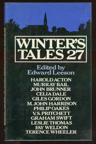 New York: St. Martin's Press, 1982. Hardcover. Fine/Fine. First edition. Fine in fine dustwrapper. C...