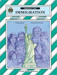 Immigration Thematic Unit (Thematic Units)