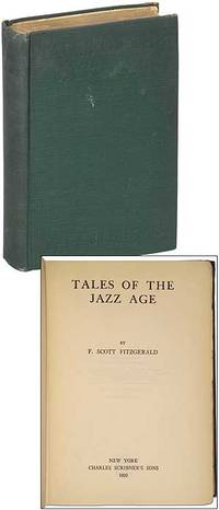 Tales of The Jazz Age by  F. Scott FITZGERALD - First Edition - 1922 - from Between the Covers- Rare Books, Inc. ABAA and Biblio.com