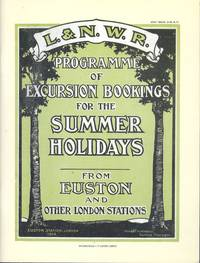 image of L&NWR Programme of Excursion Bookings for the Summer Holidays