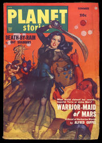 Death-by-Rain in Planet Stories Summer 1950